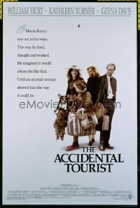 ACCIDENTAL TOURIST 1sheet