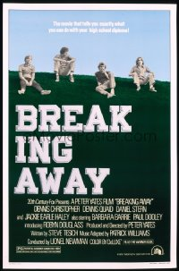 BREAKING AWAY 1sheet