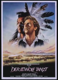 DANCES WITH WOLVES German