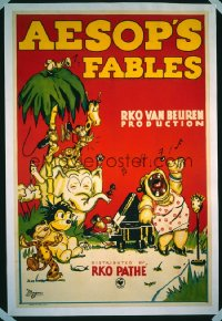 AESOP'S FABLES stock stock 1sh