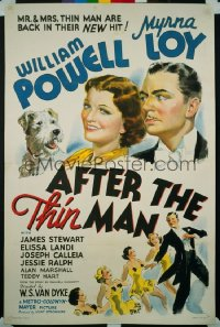 AFTER THE THIN MAN 1sheet