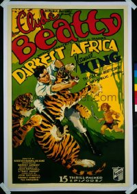 DARKEST AFRICA 1sheet