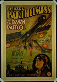 DAWN PATROL ('30) 1sheet