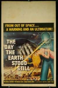 005 DAY THE EARTH STOOD STILL ('51) WC