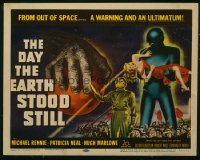 DAY THE EARTH STOOD STILL ('51) TC LC