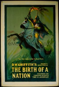 BIRTH OF A NATION 1sheet