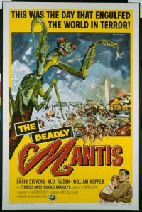 DEADLY MANTIS 1sheet