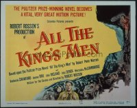 ALL THE KING'S MEN TC LC