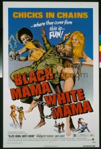 BLACK MAMA WHITE MAMA 1sheet