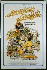 AMERICAN GRAFFITI 1sheet