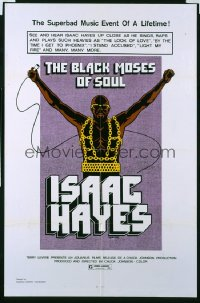 BLACK MOSES OF SOUL 1sheet