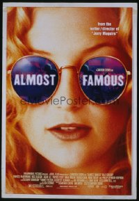 ALMOST FAMOUS  1sheet