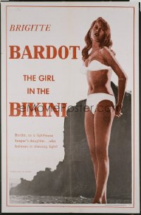 GIRL IN THE BIKINI 1sheet