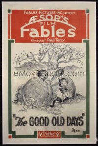 GOOD OLD DAYS ('23) 1sheet