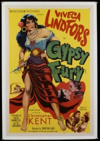 GYPSY FURY 1sheet