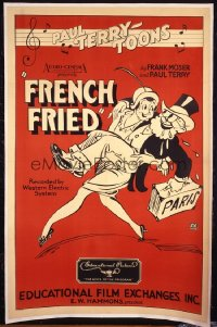 FRENCH FRIED 1sheet