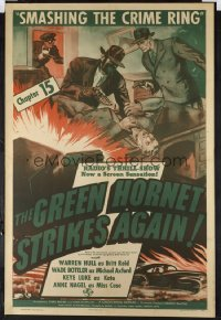 GREEN HORNET STRIKES AGAIN CH13 1sheet