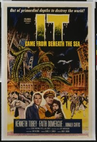 IT CAME FROM BENEATH THE SEA 1sheet