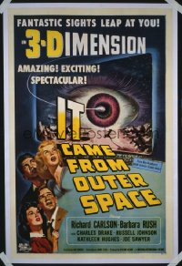 IT CAME FROM OUTER SPACE 1sheet