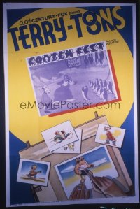 FROZEN FEET 1sheet