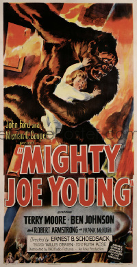 241 MIGHTY JOE YOUNG ('49) linen 3sh