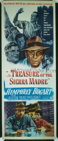 305 TREASURE OF THE SIERRA MADRE insert