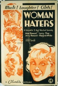 312 WOMAN HATERS 1sheet