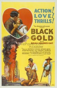 011 BLACK GOLD ('24) UF 1sheet
