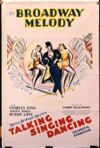 048 BROADWAY MELODY 1sheet