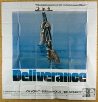 #224 DELIVERANCE 6sheet72 better than 1sheet!