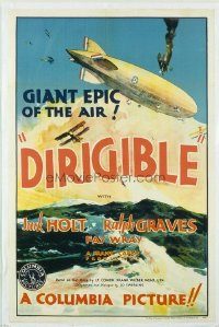 173 DIRIGIBLE linen 1sheet