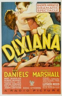 085 DIXIANA paperbacked 1sheet