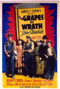 088 GRAPES OF WRATH linen 40x60