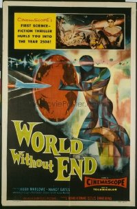 068 WORLD WITHOUT END ('56) 1sheet