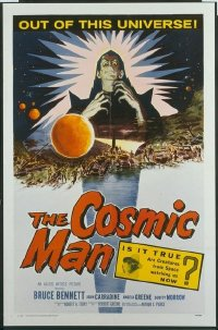 356 COSMIC MAN 1sheet