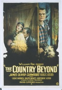 066 COUNTRY BEYOND ('26) linen 1sheet