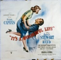 041 IT'S A WONDERFUL LIFE linen 6sh