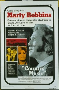 390 COUNTRY MUSIC 1sheet