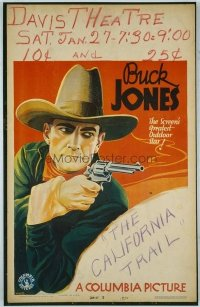 276 BUCK JONES (STOCK) WC