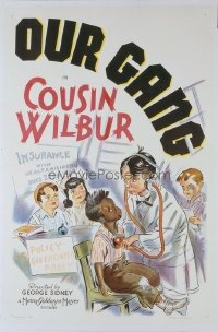 061 COUSIN WILBUR linen 1sheet
