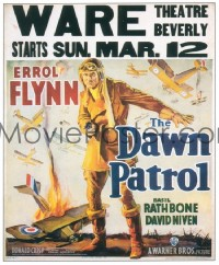585 DAWN PATROL ('38) jumbo WC