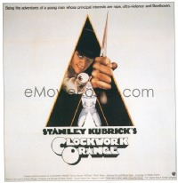 748 CLOCKWORK ORANGE ('72) linen 6sh