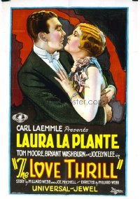 193 LOVE THRILL 1sheet