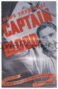 239 CAPTAIN BLOOD ('35) includes the herald pressbook