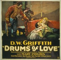 199 DRUMS OF LOVE linen 6sh