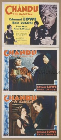 016 CHANDU THE MAGICIAN LC