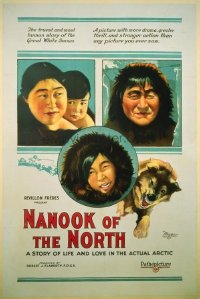 223 NANOOK OF THE NORTH linen 1sheet