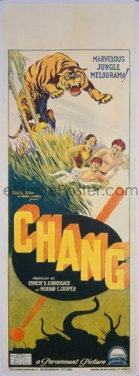 #159 CHANG Aust daybill '27 jungle adventure!