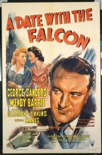 142 DATE WITH THE FALCON 1sheet