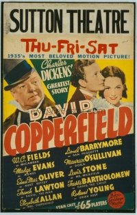 171 DAVID COPPERFIELD ('35) WC